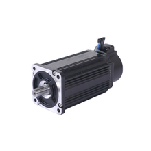 24V 200w high power Brushless DC Servo Motor With Encoder KY80AS0202-15 bldc mot