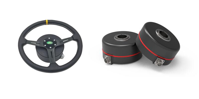 auto steering wheel motor